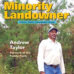Minority Landowner Cover with Andrew Taylor