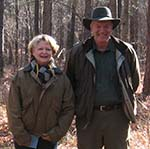 2009 Tree Farmers of the Year Alice and Riddick Ricks