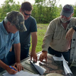 Farmers make a management plan